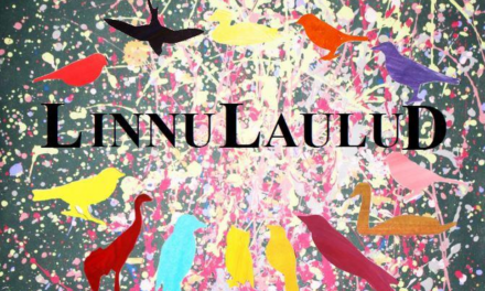 CD album – Linnulaulude plaat